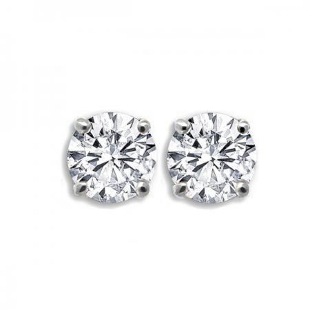 Pin On Diamond Stud Earrings