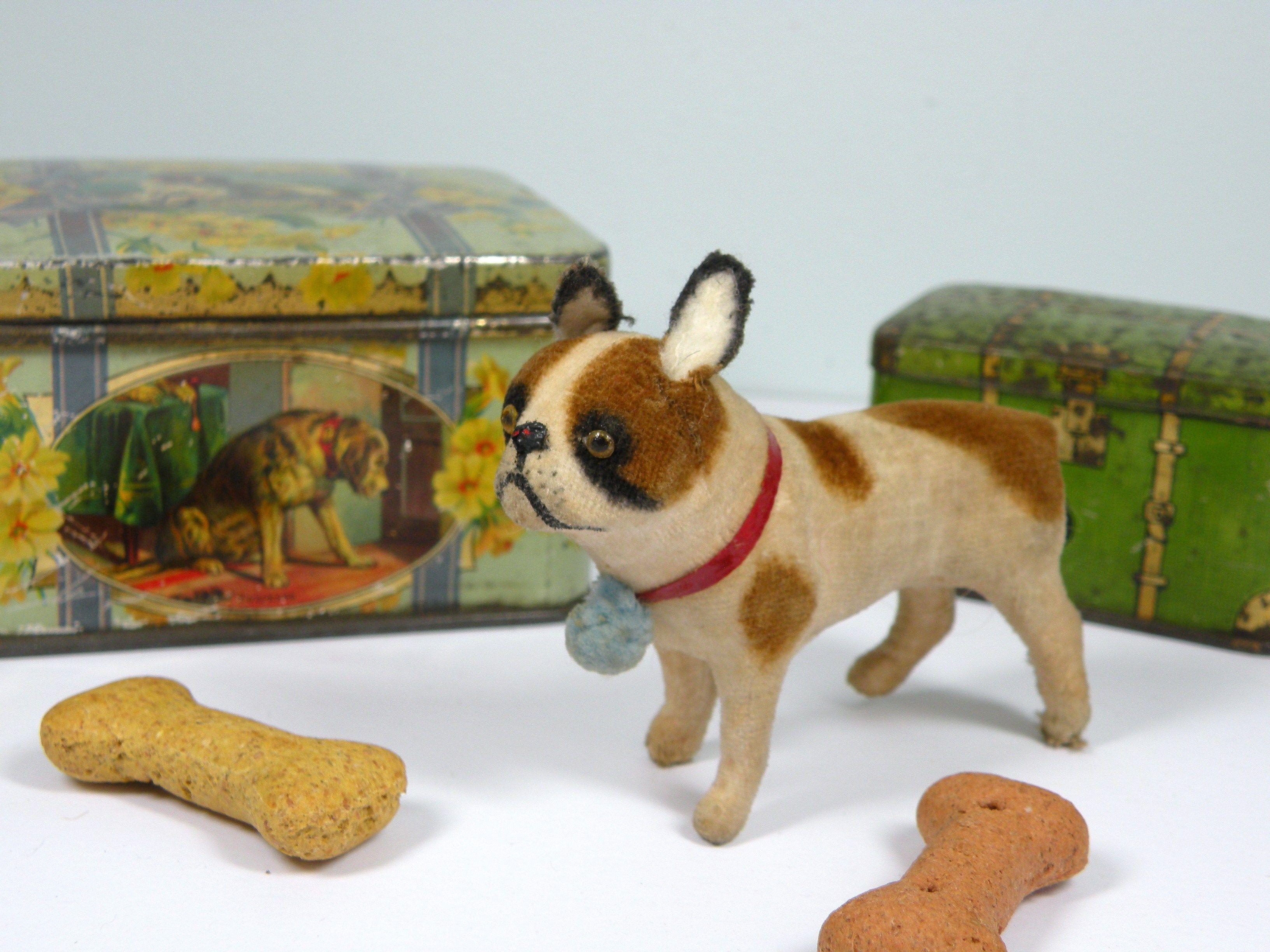 Bully A Miniature 1930 S German Bully Dog Www Onceuponatimebears