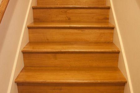 Best Prestained Maple Stair Tread Hard Maple Is Fine Textured 640 x 480