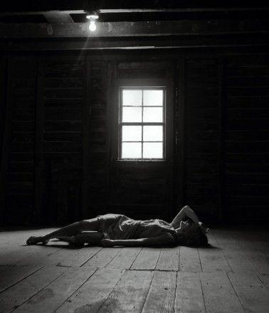 La soledad te lleva a la depresión.