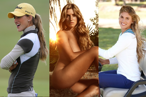 Best Looking Golf Women Nude 11