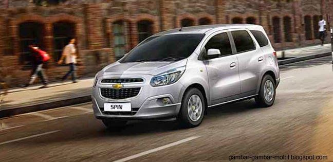 Gambar Mobil Chevrolet Spin Chevrolet Mobil Gambar
