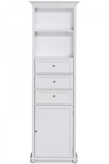 Hampton Bay 22 W Standard Linen Cabinet Linen Cabinets Storage Cabinets Furniture