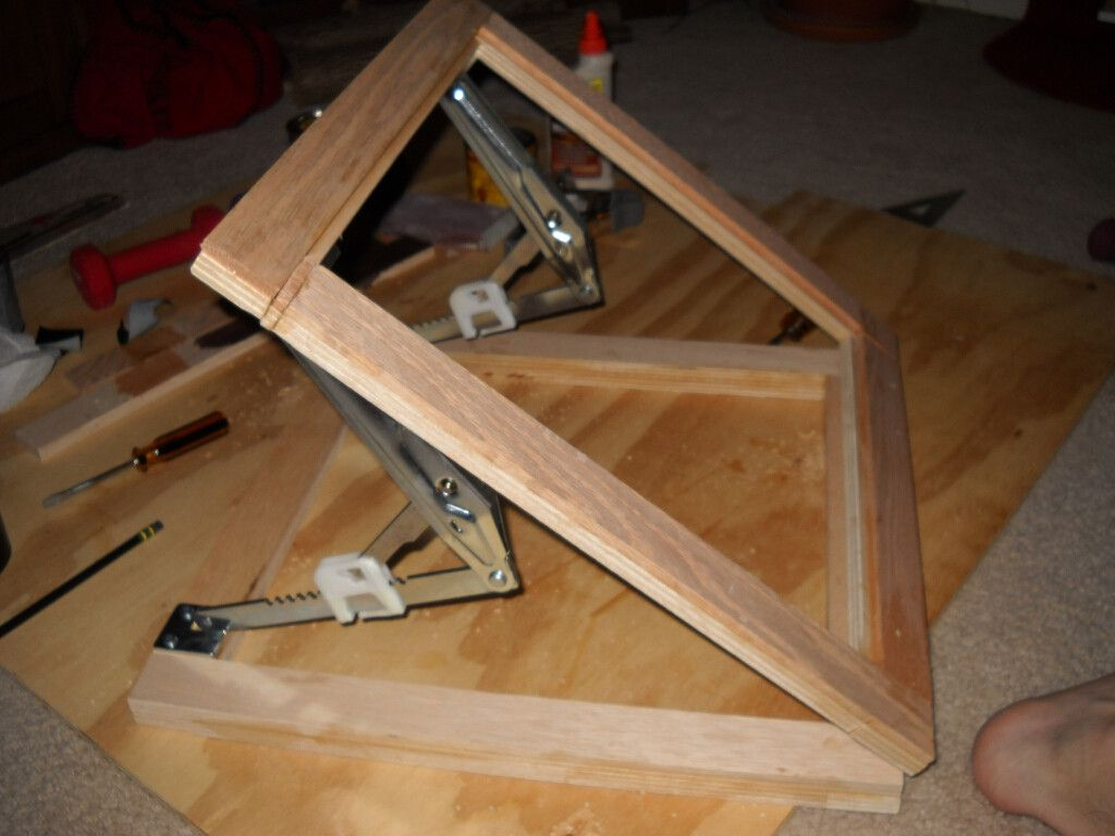 i made a portable drawing table imgur diy pinterest