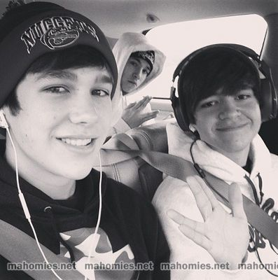 Austin ,Alex and Robert!!!!!!!!!!!!