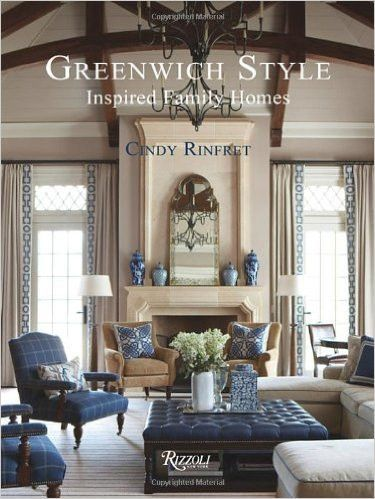 Greenwich Style Inspired Family Homes Home Living Room
