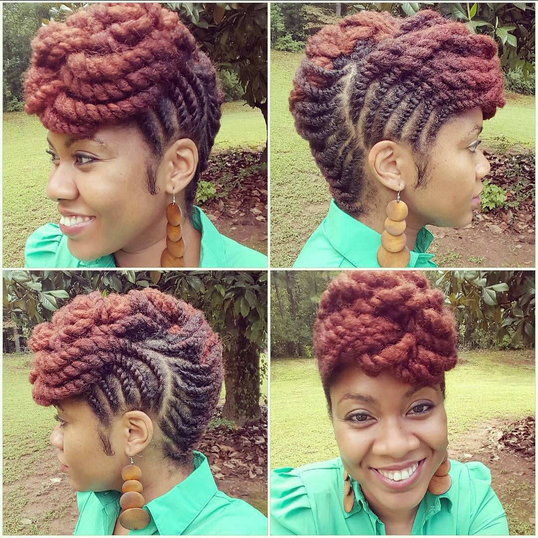 Naturallymichy tutorial httpsyoutubewatchvmgyfv the flat twist updo style official pmusecretfo Image collections