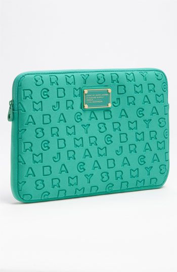 MARC BY MARC JACOBS 'Dreamy' Laptop Sleeve | Nordstrom | Laptop ...