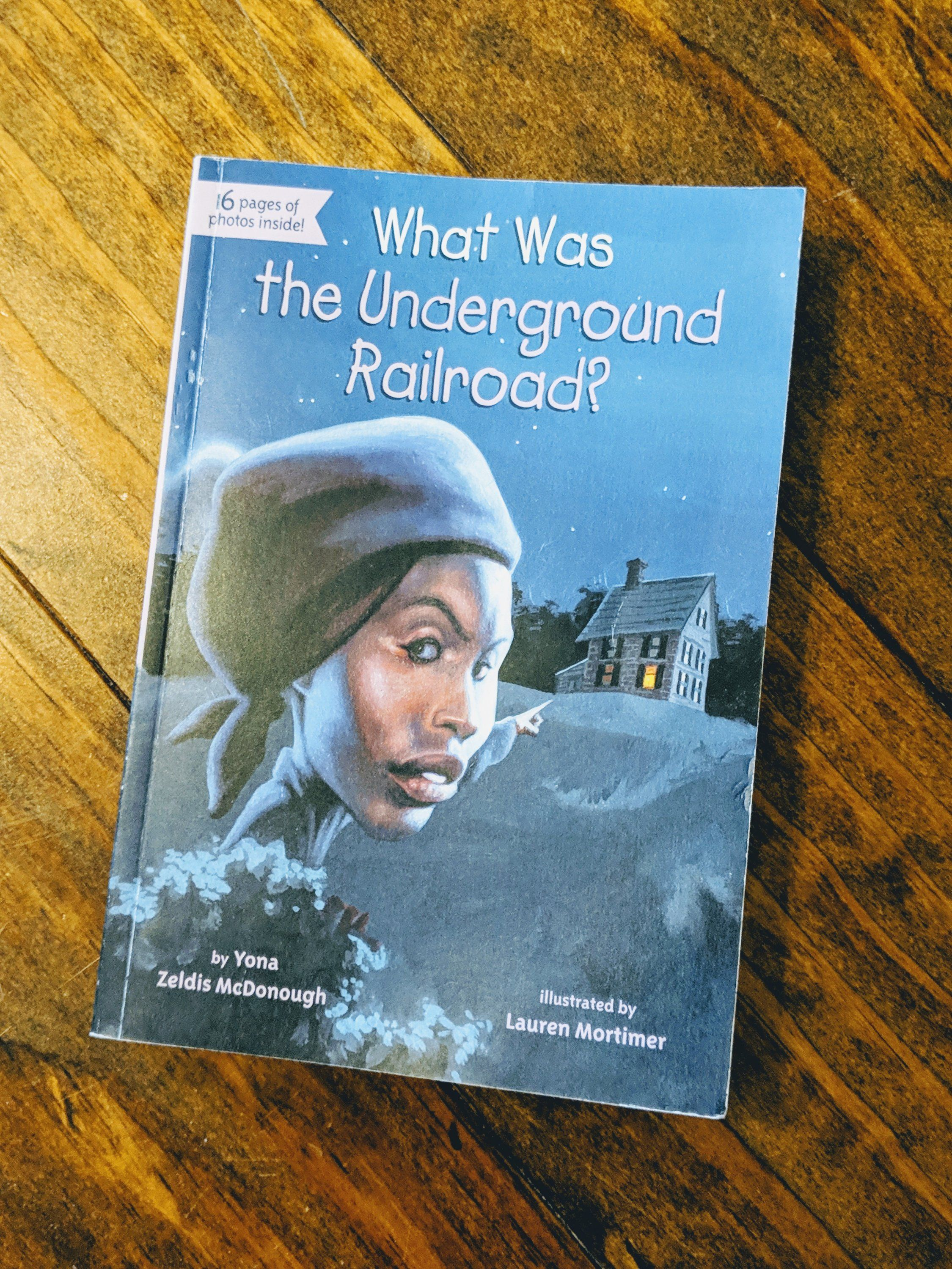 The Underground Railroad Unit Study With Images