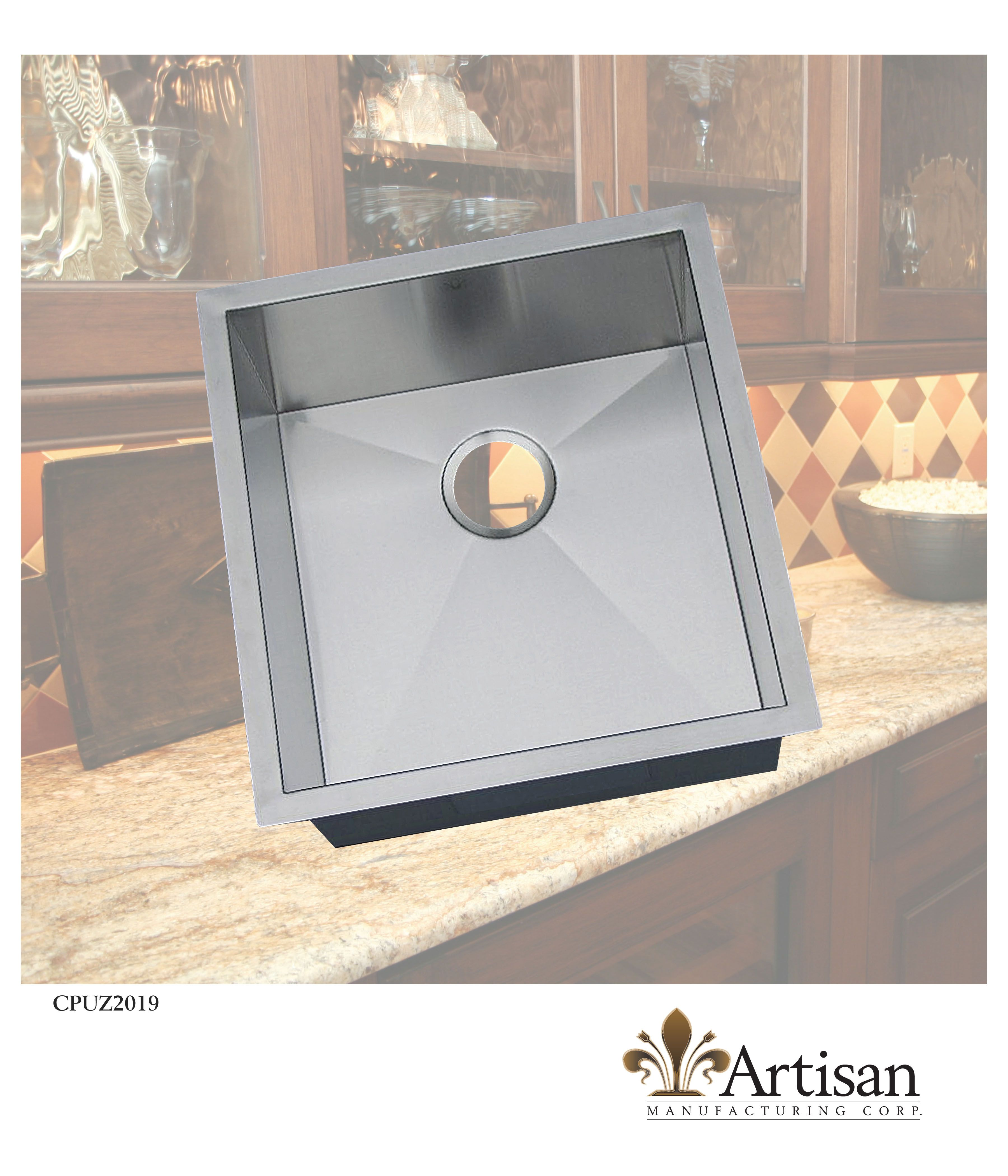 Etonnant Chef Series Artisan Stainless Steel Sinks. Chef Series Is The Strongest On  The Market With