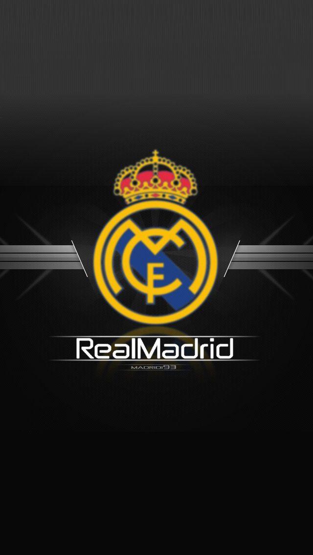 Real Madrid iPhone Wallpaper WallpaperSafari Мадрид