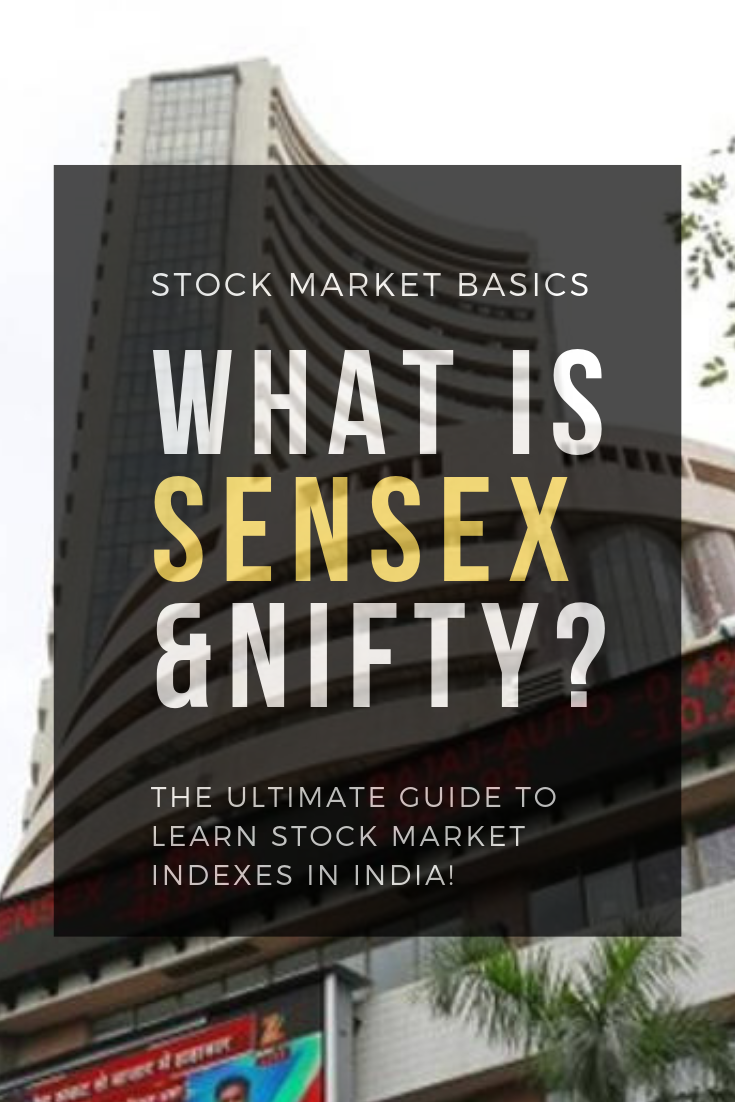 What Is Nifty And Sensex Stock Market Basics For Beginners Stock Market Basics Stock Market For Beginners Stock Market Investing