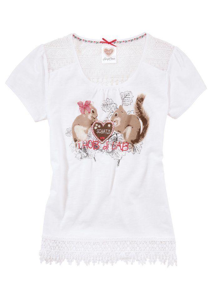 Trachtenshirt Damen Mit Aufdruck Marjo Trachtenshirts Trachtenshirts Damen Shirts