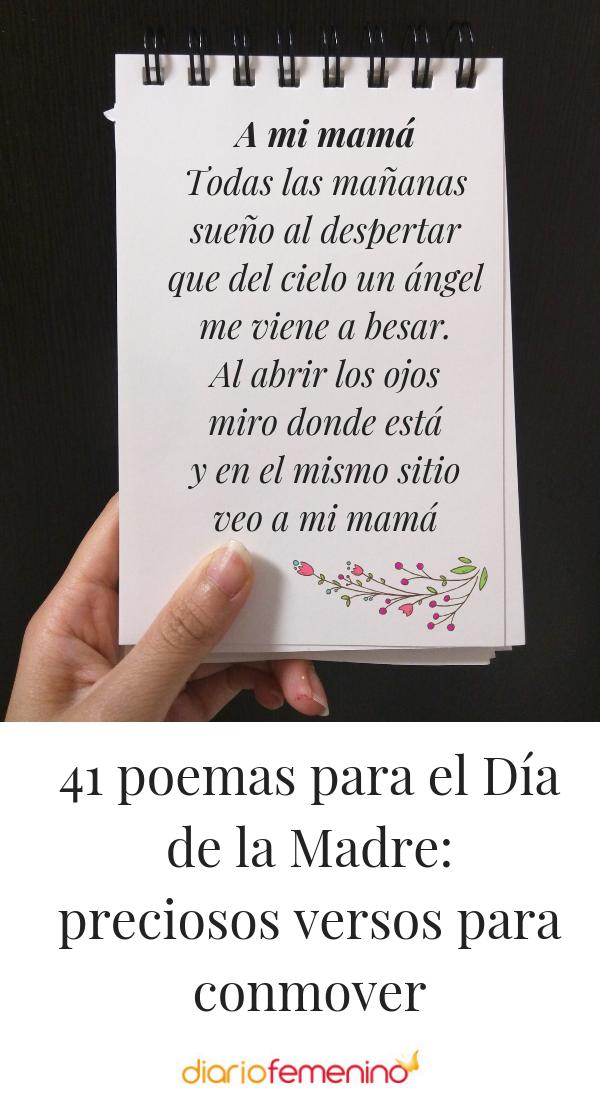 Poemas Bonitas Cartas Para El Dia De La Madre 41 Poemas Para El Dia De La Madre Preciosos Versos Para Conmover