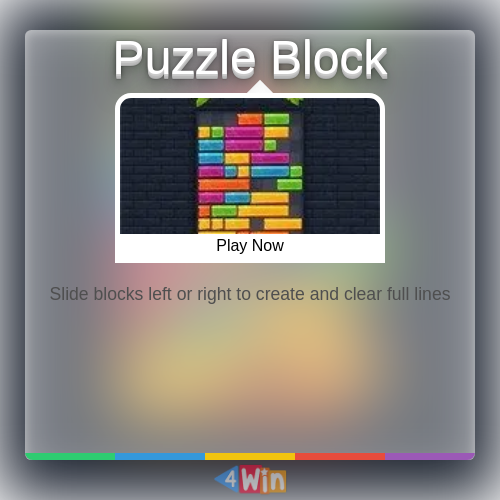 Puzzle Block Game Free Online Games Free Online Games Play Game Online Games