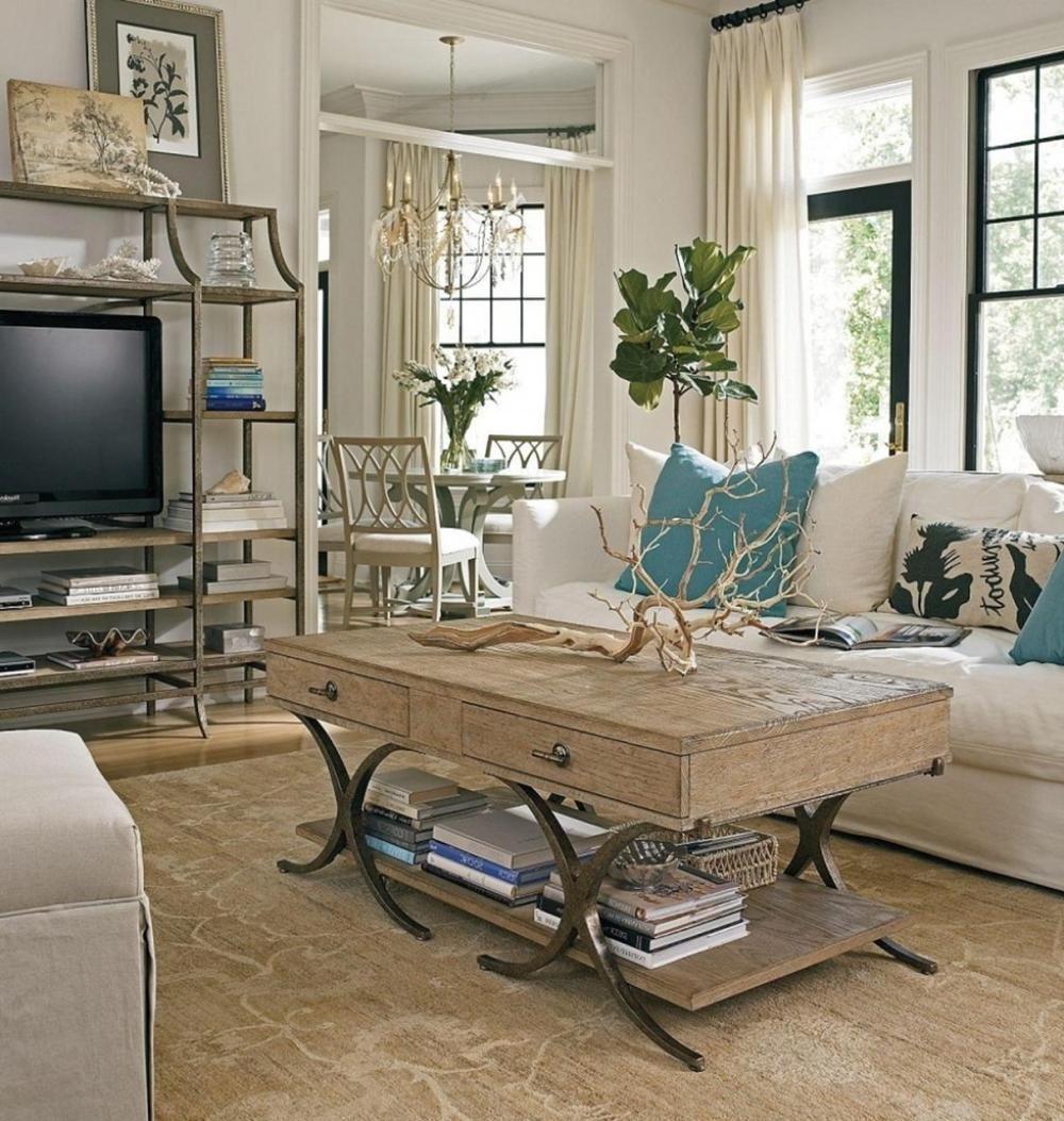 Amazing Coastal Style Living Room Furniture Ideas Beach Life