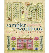 Sampler workbook: motifs and patterns by caroline vincent.