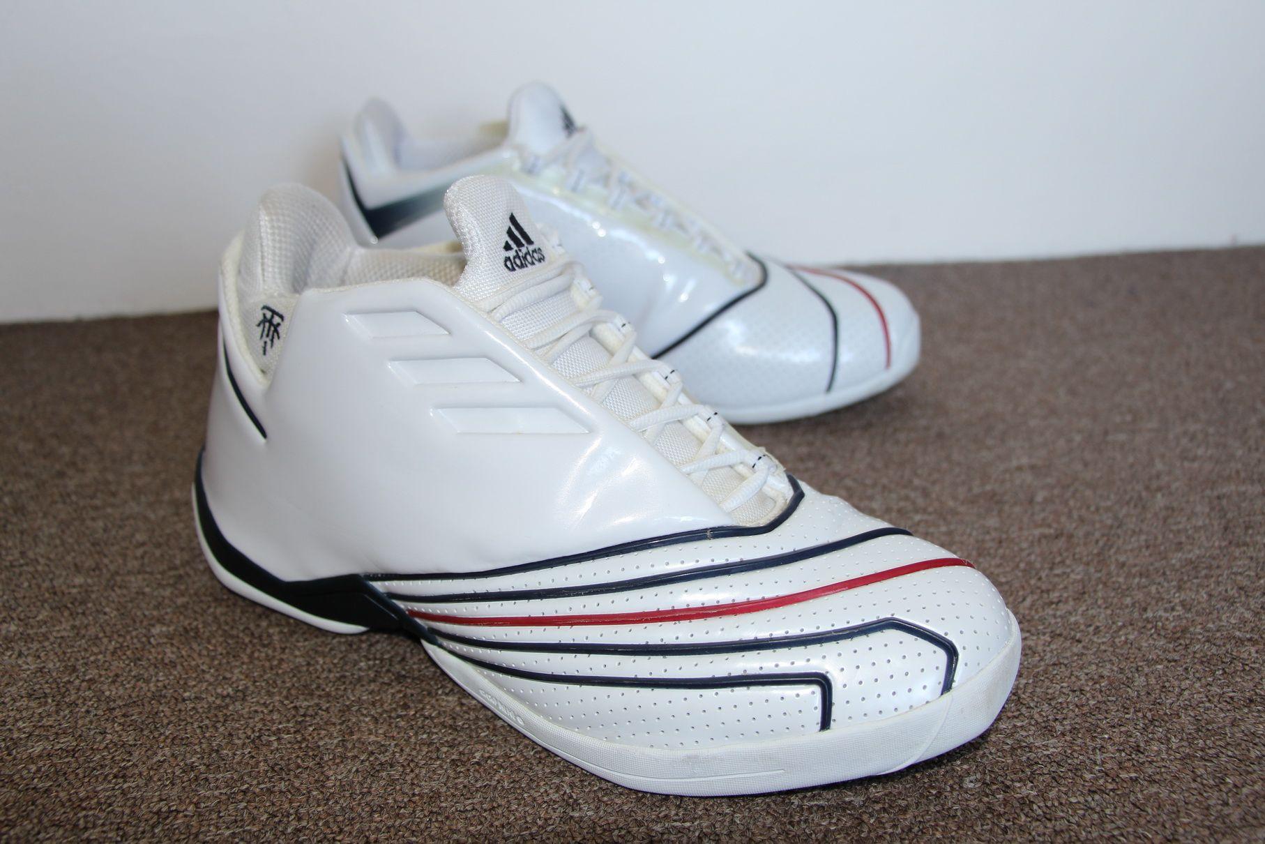 a981c057b9dc Adidas TMAC 2  Olympic  2003 (Red-White Dark Indigo)