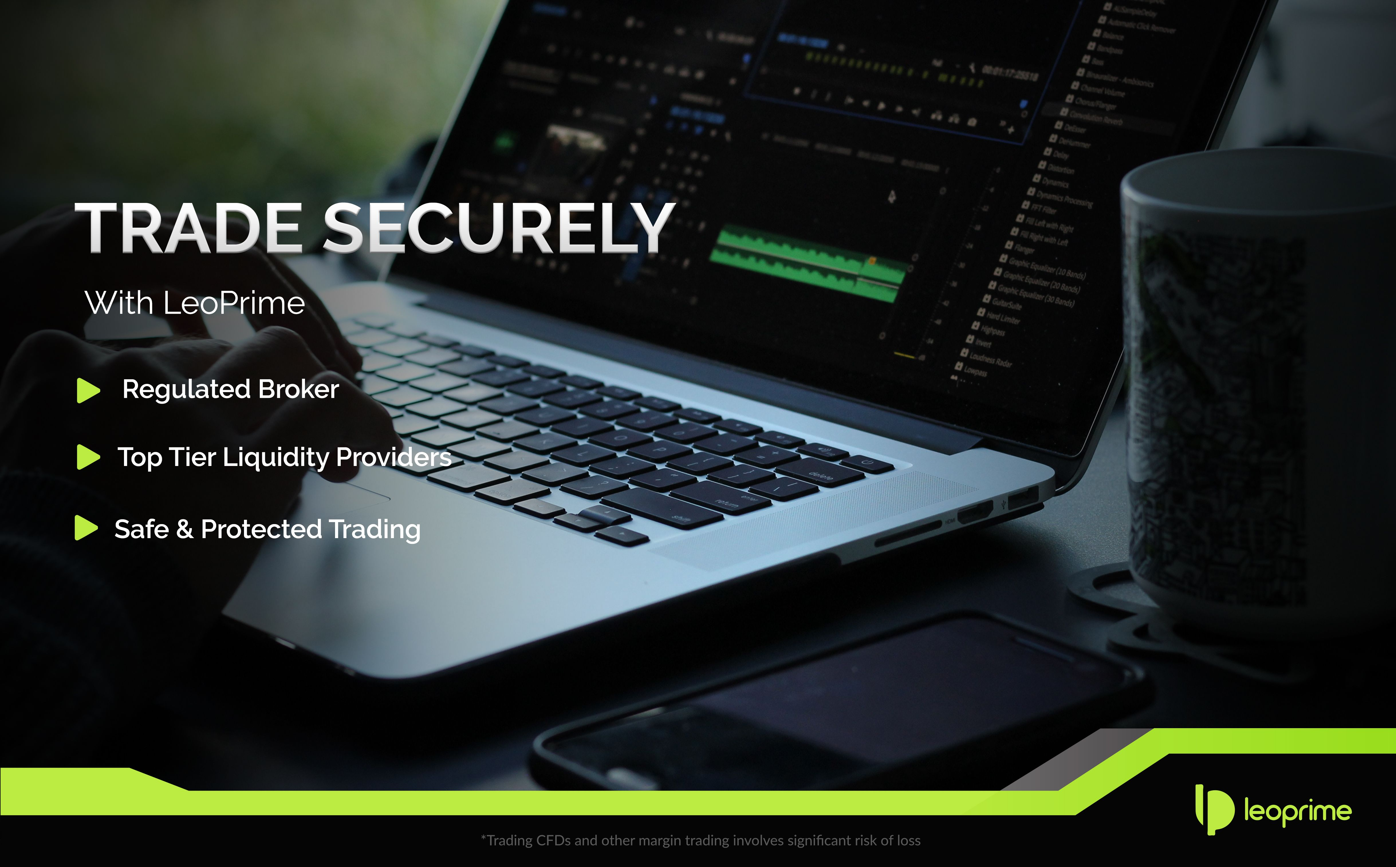 At Leoprime Your Security Is Our First Concern Trade With Us And