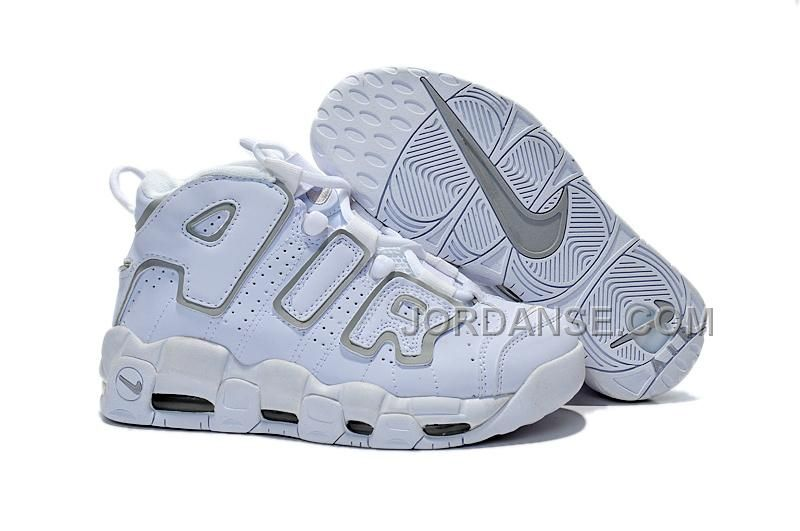 finest selection f4967 4b943 ... sweden buy womens nike air more uptempo gs white neutral grey girls for  sale new arrival