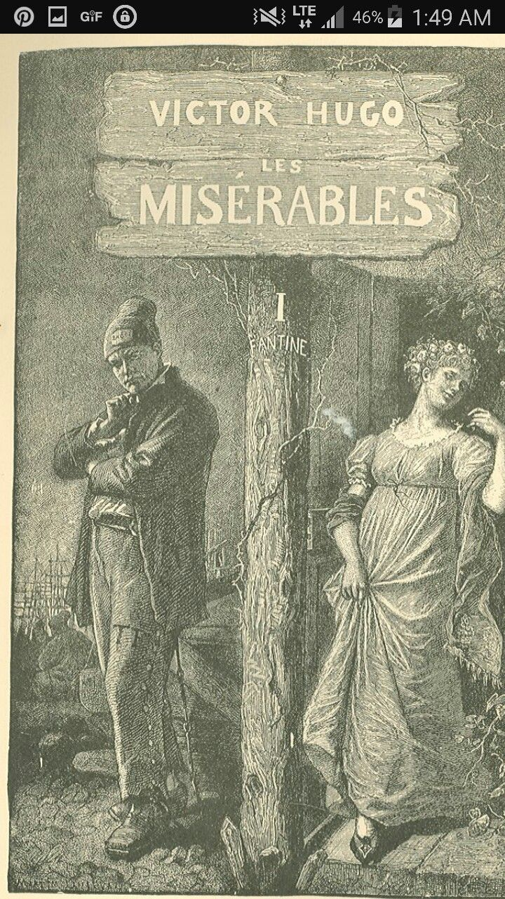 Les miserables by victor hugo les miserables classic