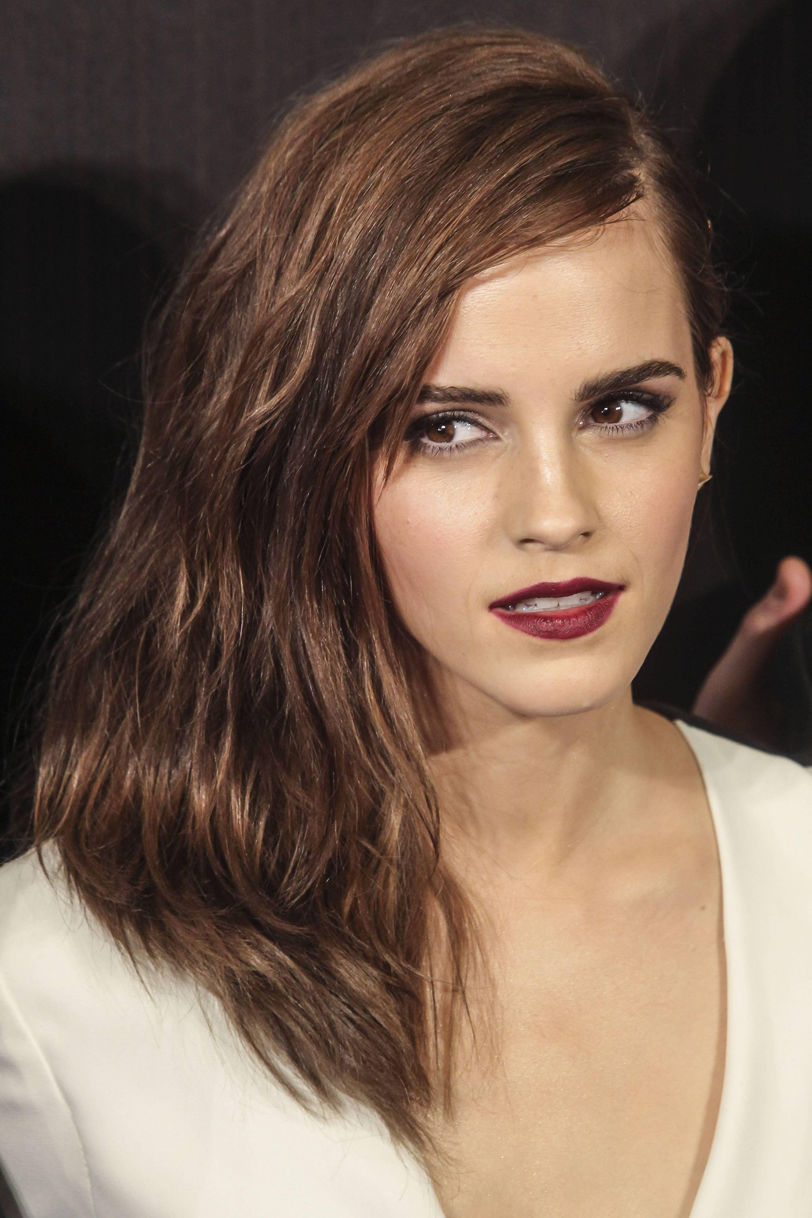Emma Watson - 'Noah' Premiere in Madrid