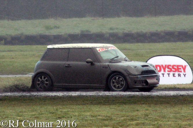 Bmw Mini Kiefer Hudson Odyssey Battery Msa Rally Cross Pembrey