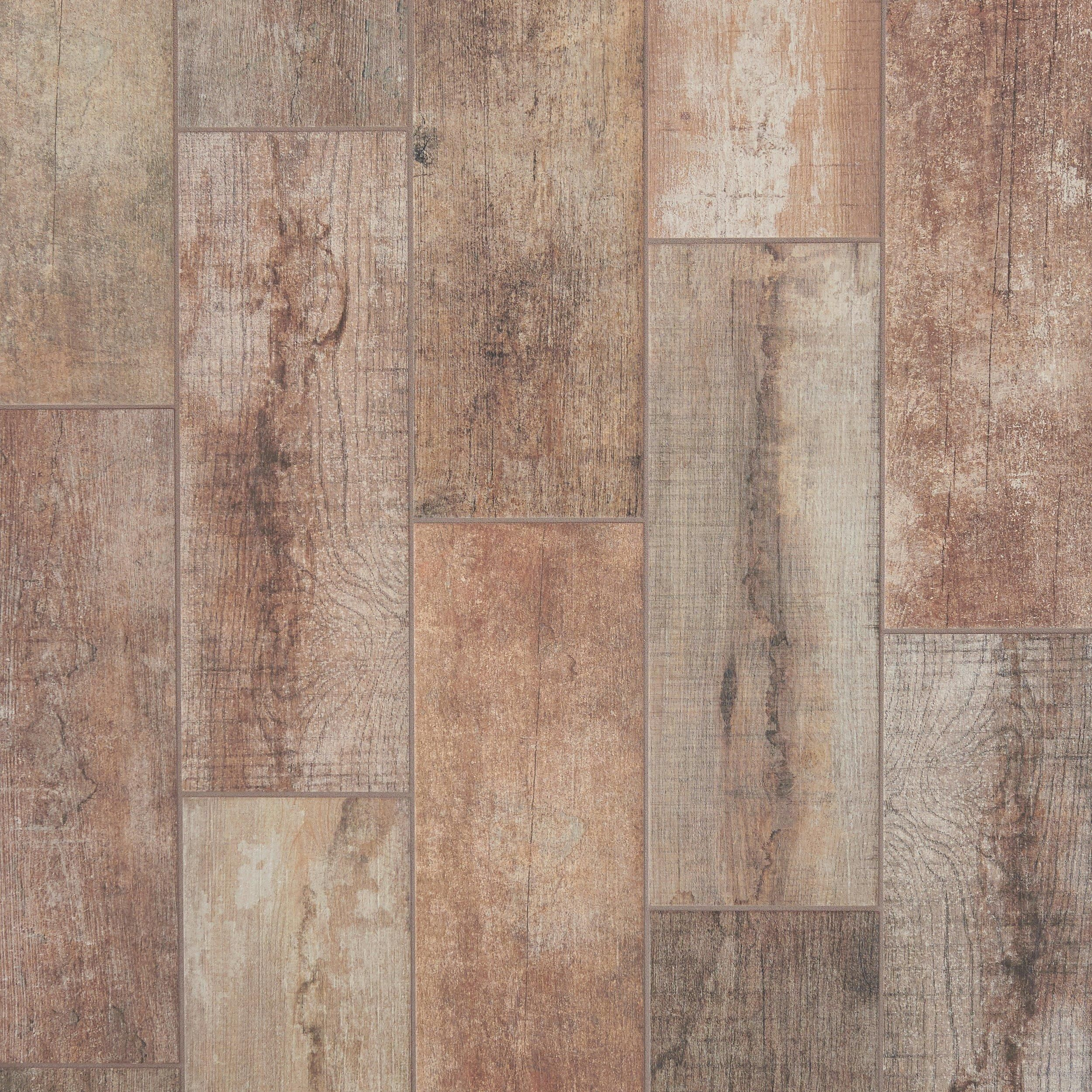 Julyo Wood Plank Ceramic Tile in 2020 Wood look tile