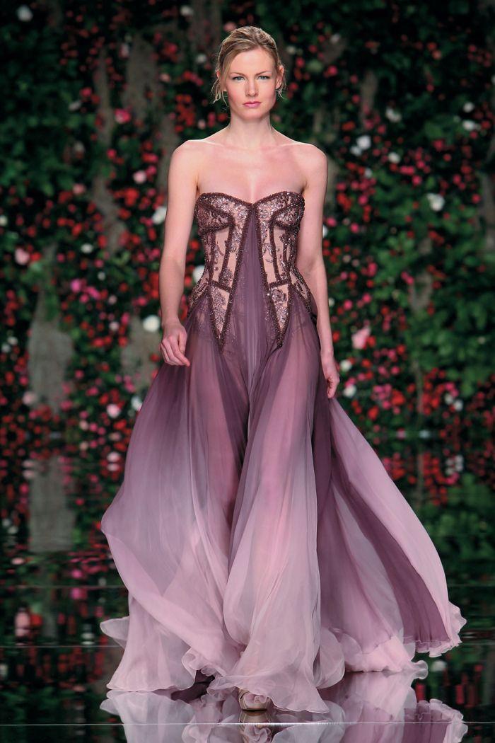 AotClothes   Fancy   Pinterest   Morado lila, Vestido de gala y ...