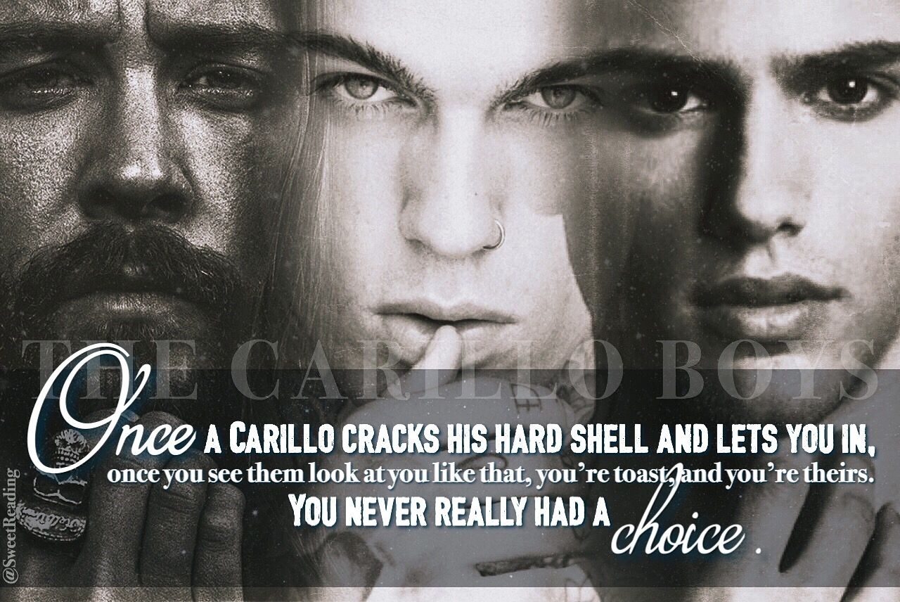 The Carillo Boys by Tillie Cole.