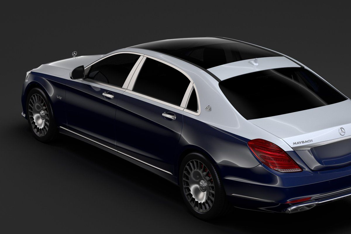 Mercedes Maybach S 650 X222 2019 With Images Mercedes Maybach