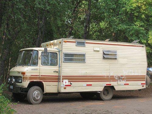Mercedes benz 508 d motorhome 1980 vw campers for Mercedes benz rv camper