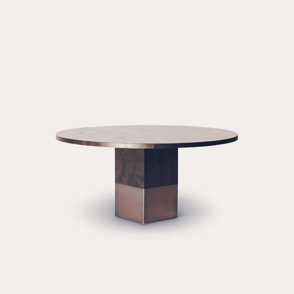 Nota Bene Dining Tables By Marlieke Van Rossum Avenue Road Avenue Road Usa Dining Table Round Dining Table Round Dining [ 1000 x 1000 Pixel ]