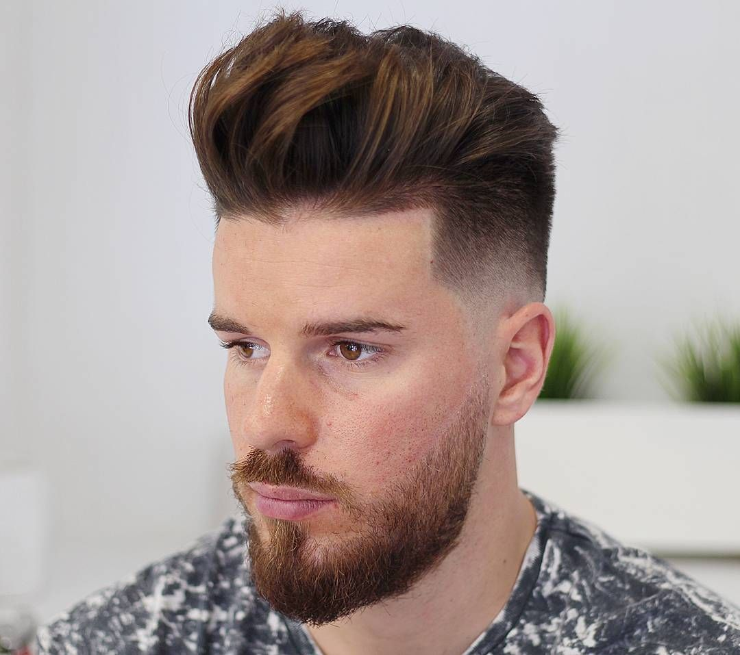 46 best pompadour haircuts hairstyles for men #haircuts