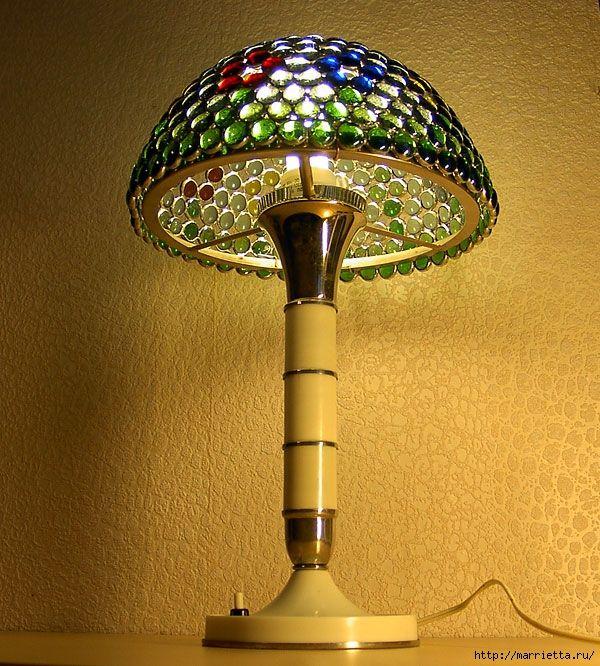 Плафон для ламп своими руками 428