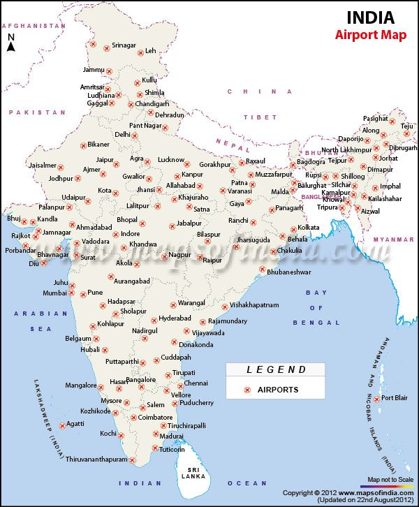 map of international airports in india Airports In India India Airports Map India World Map Airport map of international airports in india