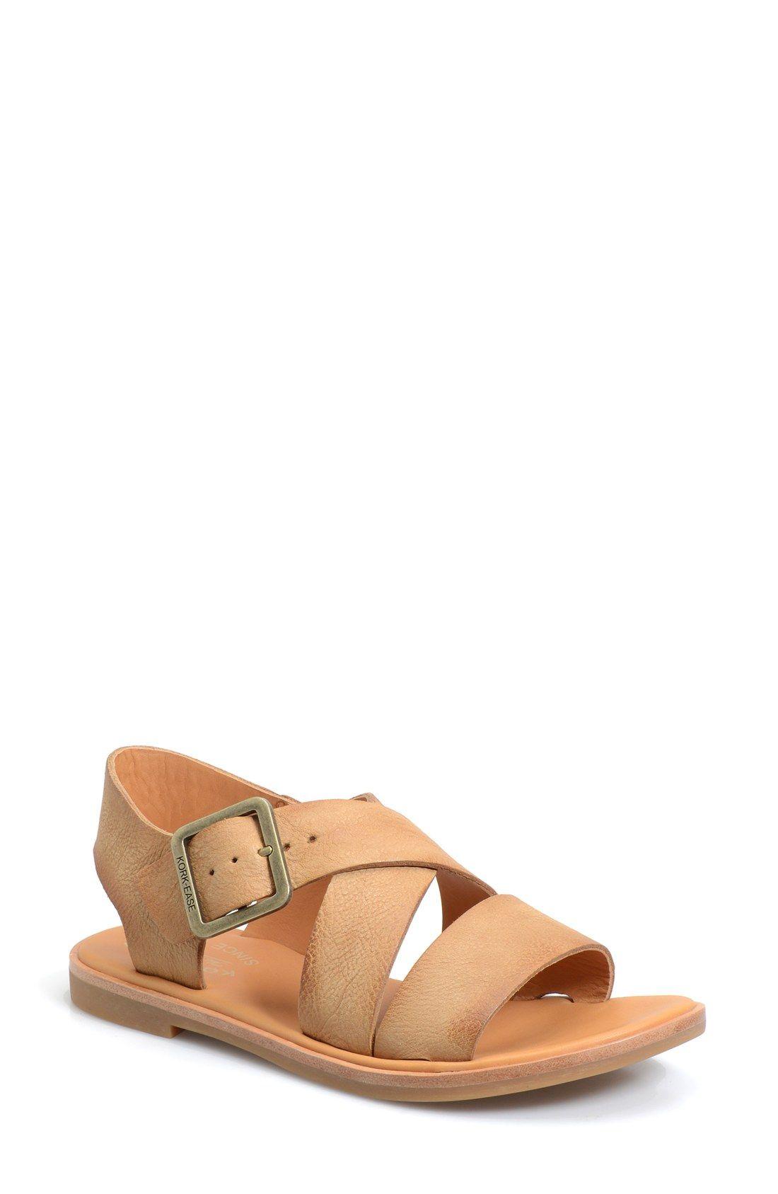 Kork-Ease® 'Nara' Flat Sandal $124.95 ❤️