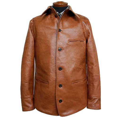 Image result for brakeman leather coat