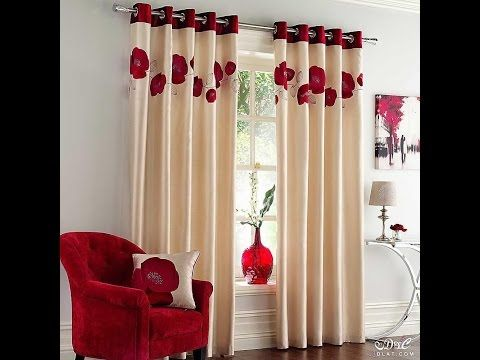 Hqdefault Jpg 480 360 Curtains Living Room Stylish Curtains Living Room Red