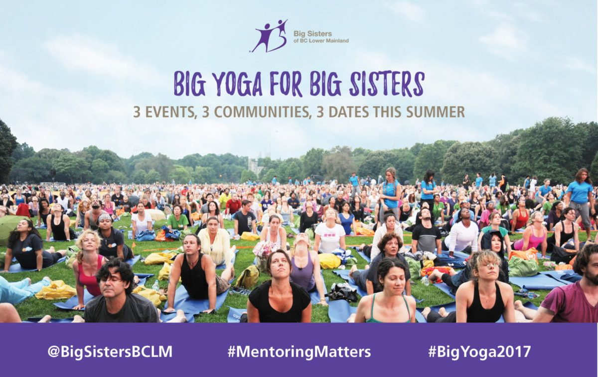 BIG YOGA for BIG SISTERS