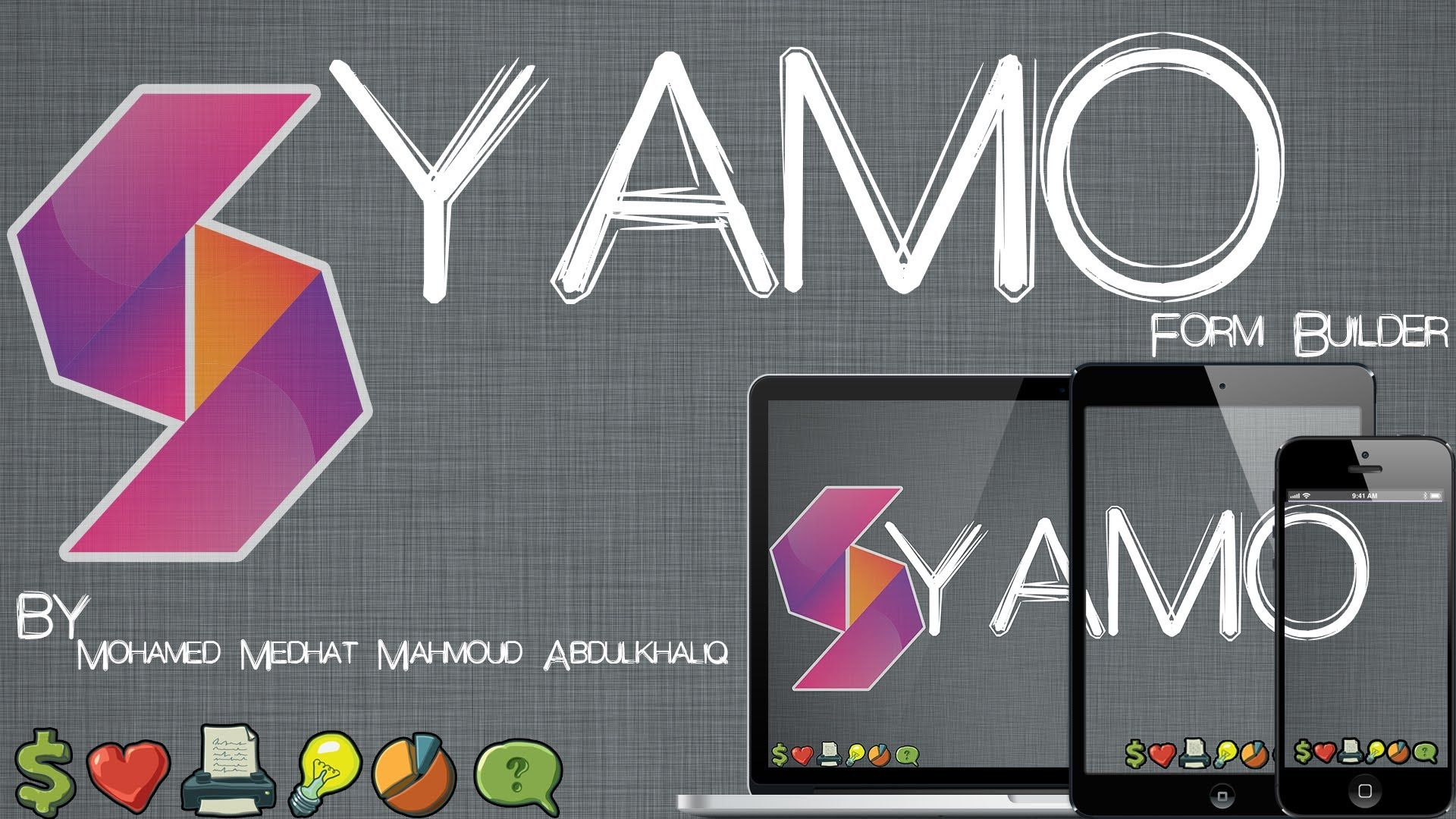 YAMO Form Builder