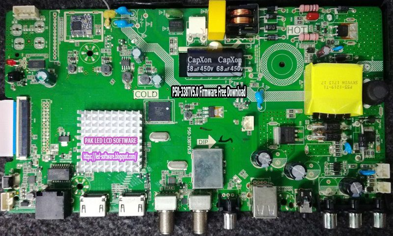 Do you know, today i you for a bestled LCD tv Firmware
