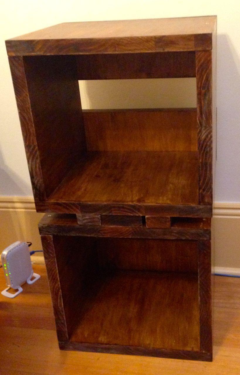 vinyl record storage box with aus measurements storage cubes rh pinterest com