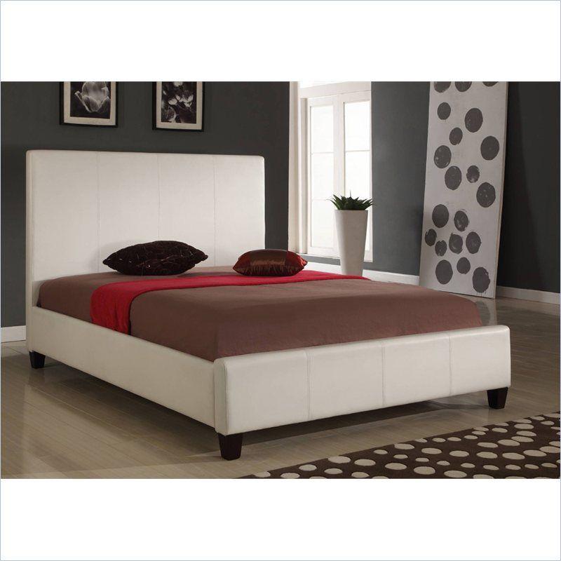 modus mambo upholstered panel bed bedroom furniture bed bedroom rh pinterest com