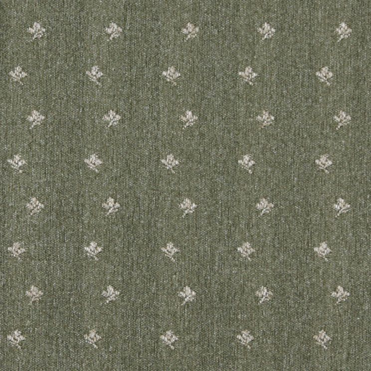 C638 Beige Mini Flowers Country Style Upholstery