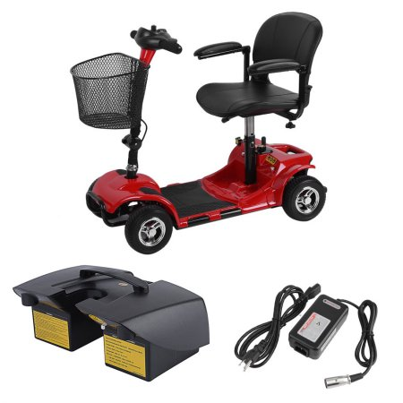 Foldable Mobility Scooters,Drive Medical Scout Compact