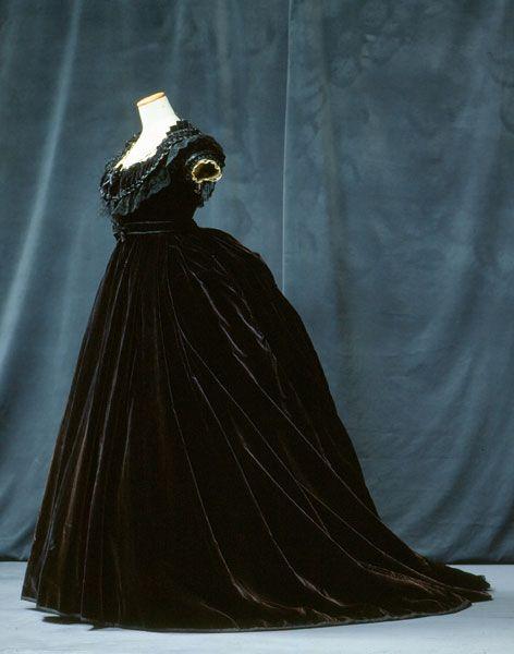 1867 - Contessa Virginia di Castiglione - Authentic Collection - Tirelli Costumi