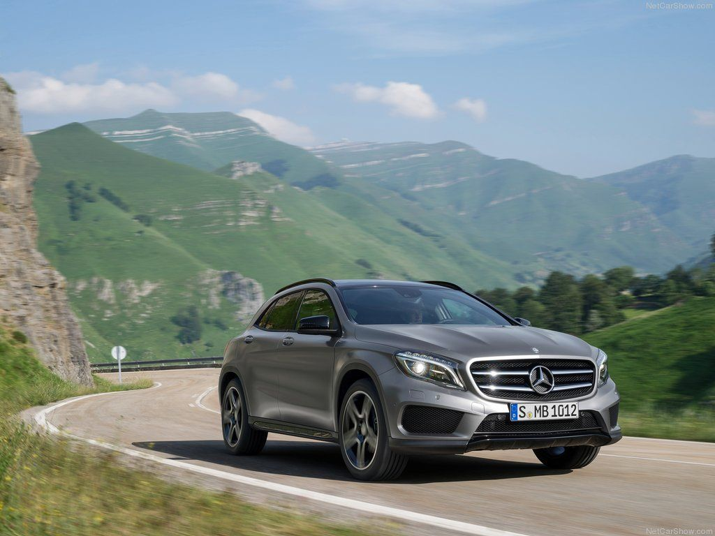 Lease a MercedesBenz GLA Class from us over at