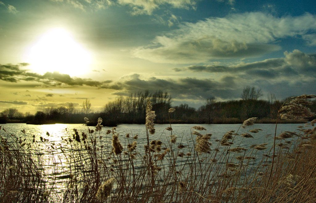 Watermead Country Park, Leicester