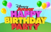 happy birthday parties birthday fun disney junior disney cruise plan ...